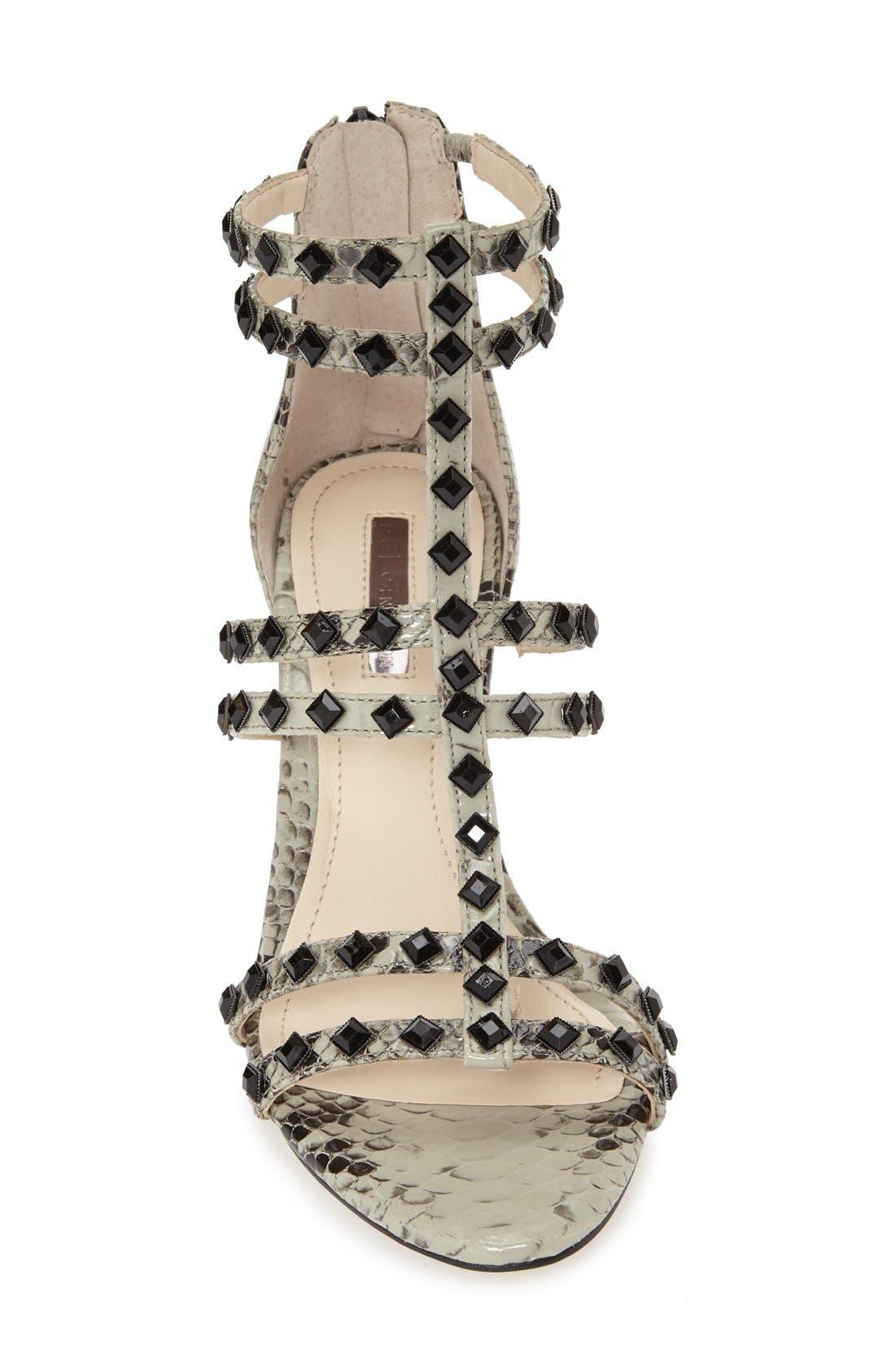 Alternate Image 3  - BCBGeneration 'Dariah' Studded T-Strap Sandal (Women)