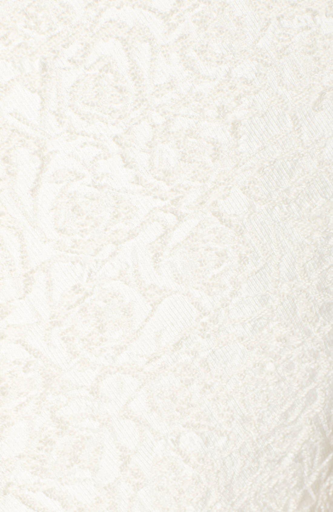 Alternate Image 3  - Vera Wang Embellished Jacquard Midi Dress