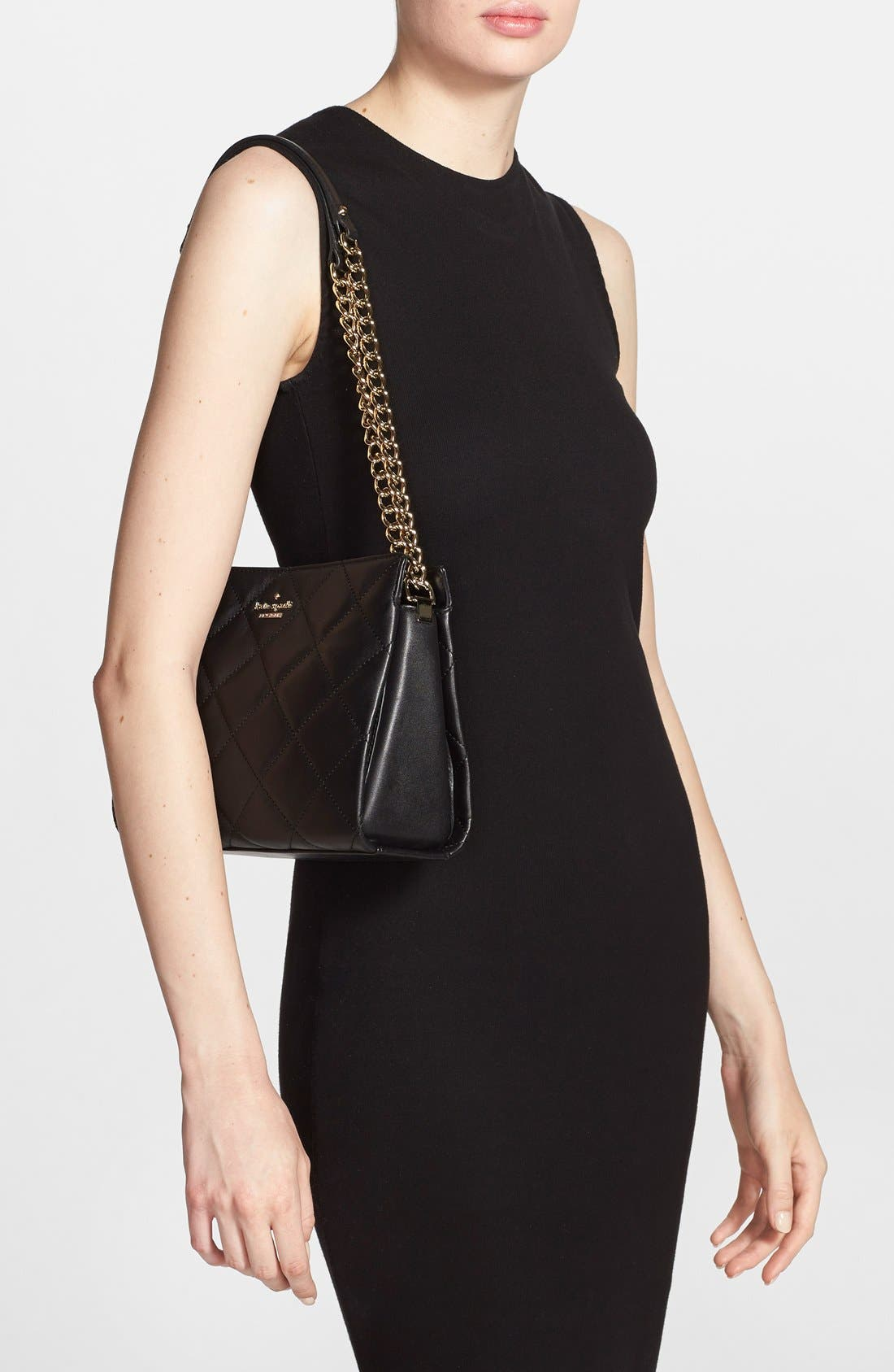 Alternate Image 2  - kate spade new york 'emerson place - mini convertible phoebe' quilted leather shoulder bag