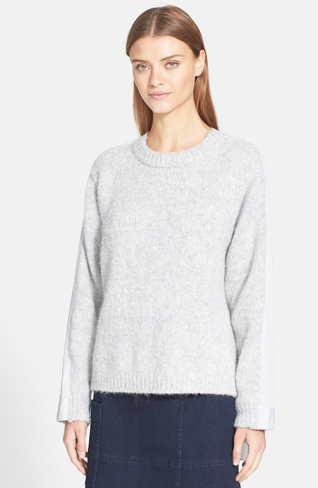 Alternate Image 1 Selected - Tibi Pullover Sweater