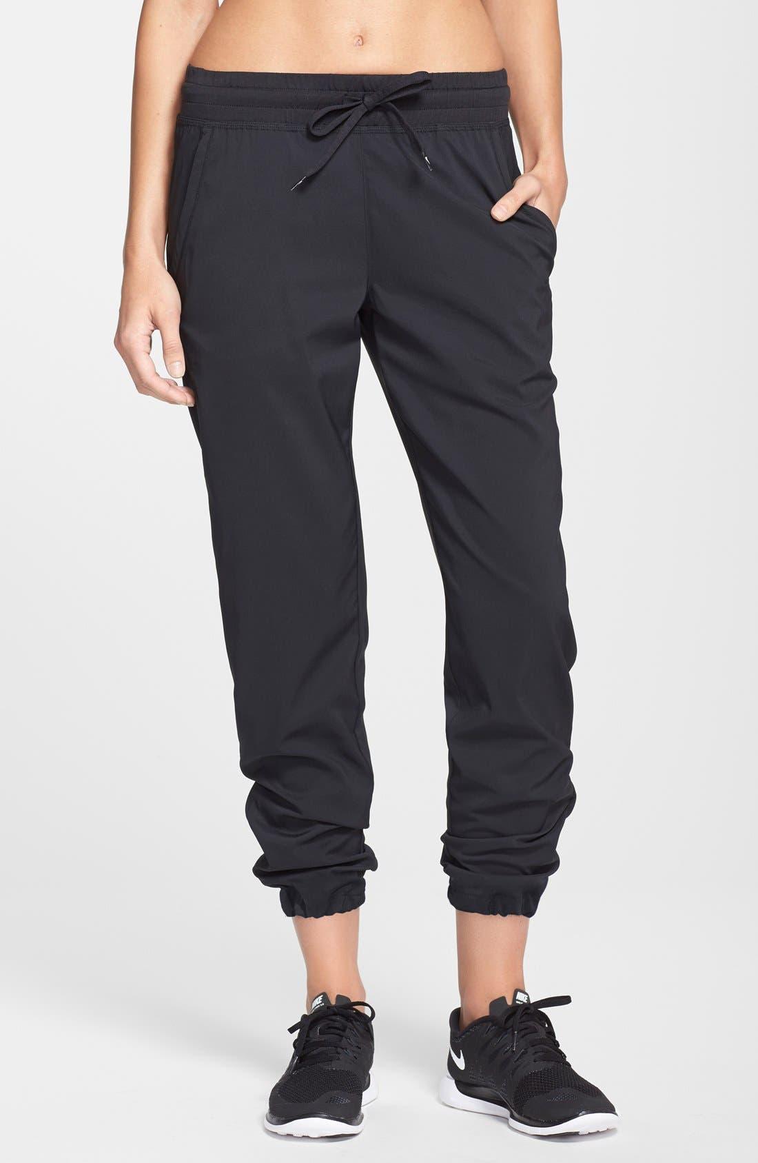 Alternate Image 1 Selected - Nike 'Revival' Woven Dri-FIT Sweatpants