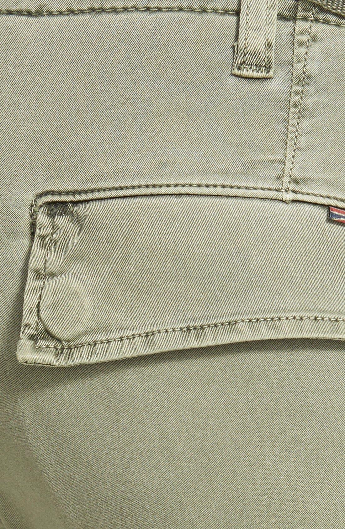 Alternate Image 3  - Hudson Jeans 'Rowan' Slouchy Cargo Pants