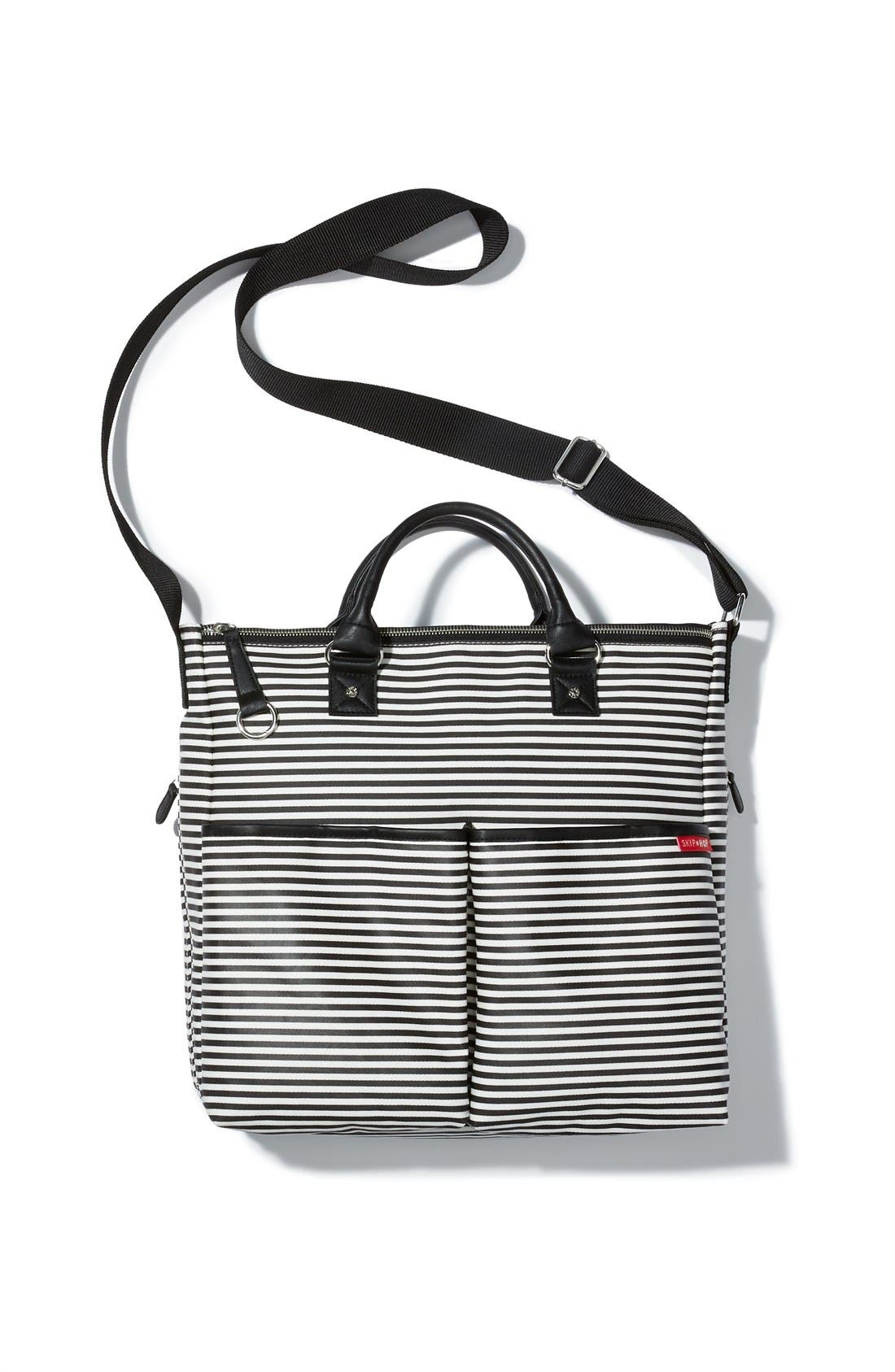 Alternate Image 9  - Skip Hop 'Duo - Special Edition' Diaper Bag