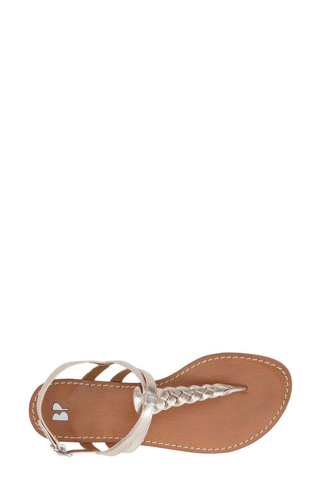 Alternate Image 3  - BP. 'Surf' Flat Sandal (Women)