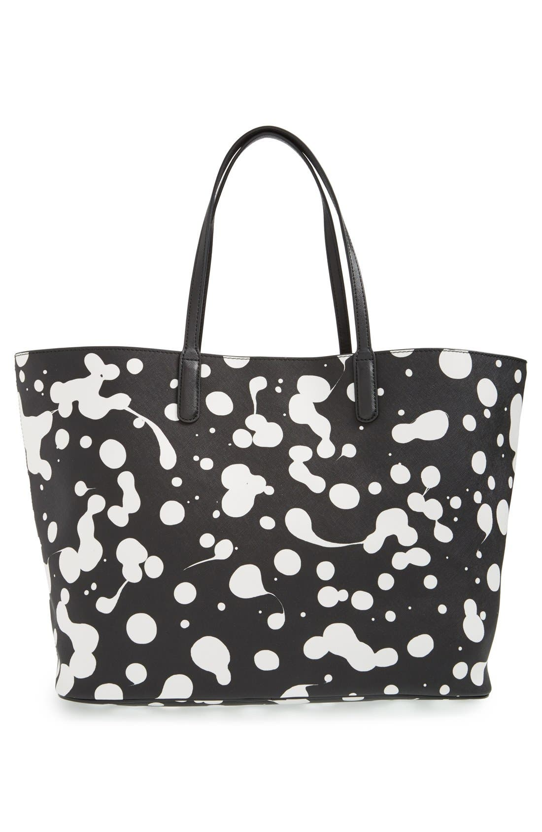 Alternate Image 3  - MARC BY MARC JACOBS 'Metropoli Oil Drop Studs' Travel Tote