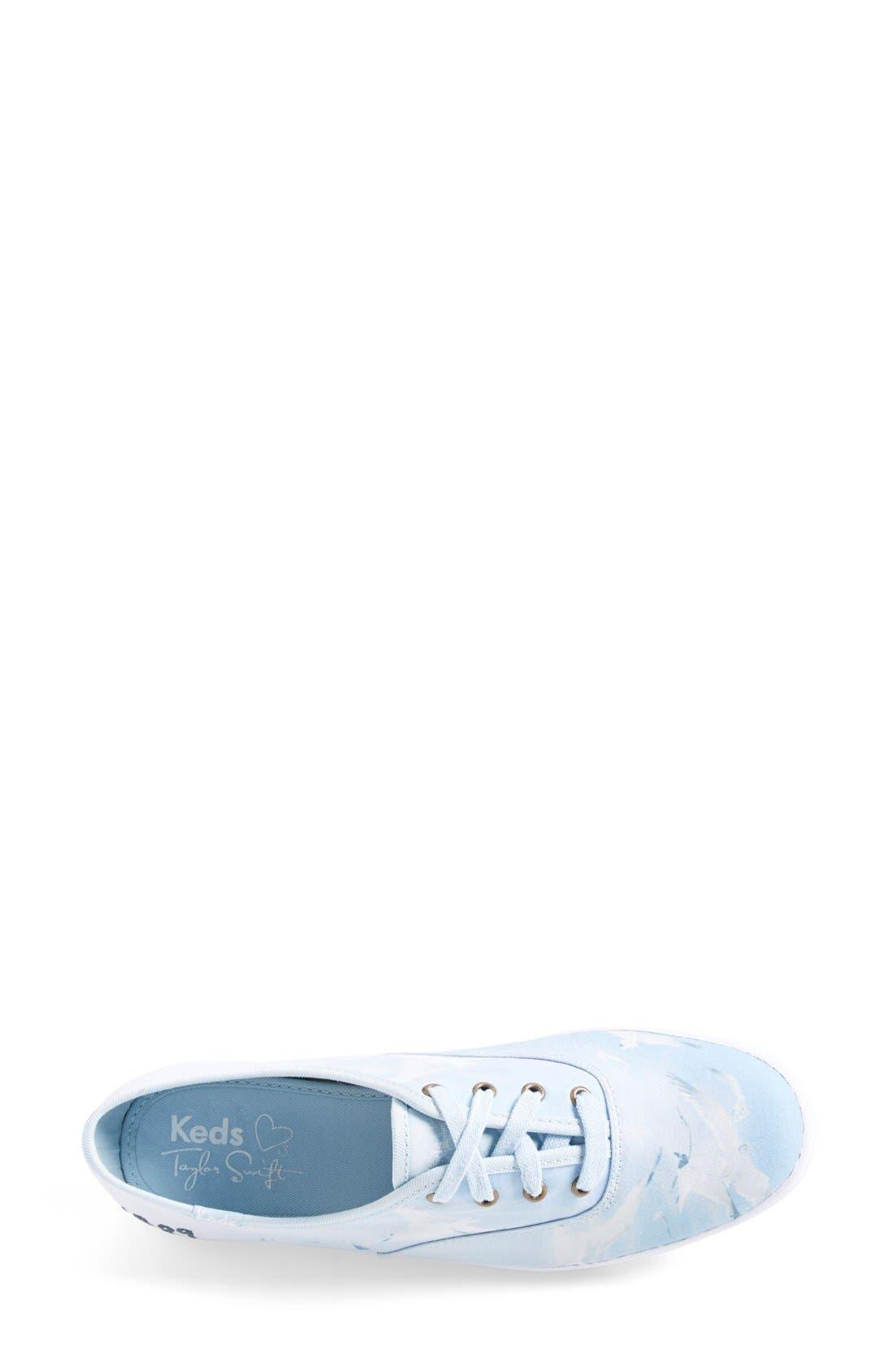 Alternate Image 3  - Keds® Taylor Swift 'Champion -1989' Sneaker (Women)