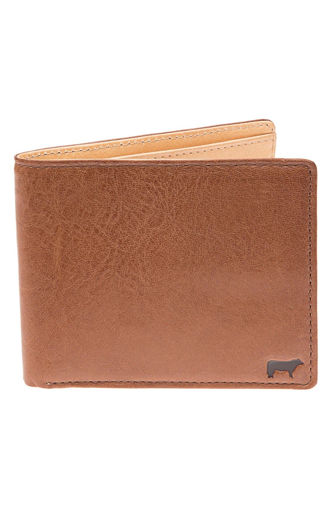 Alternate Image 1 Selected - Will Leather Goods 'Barnard' Wallet