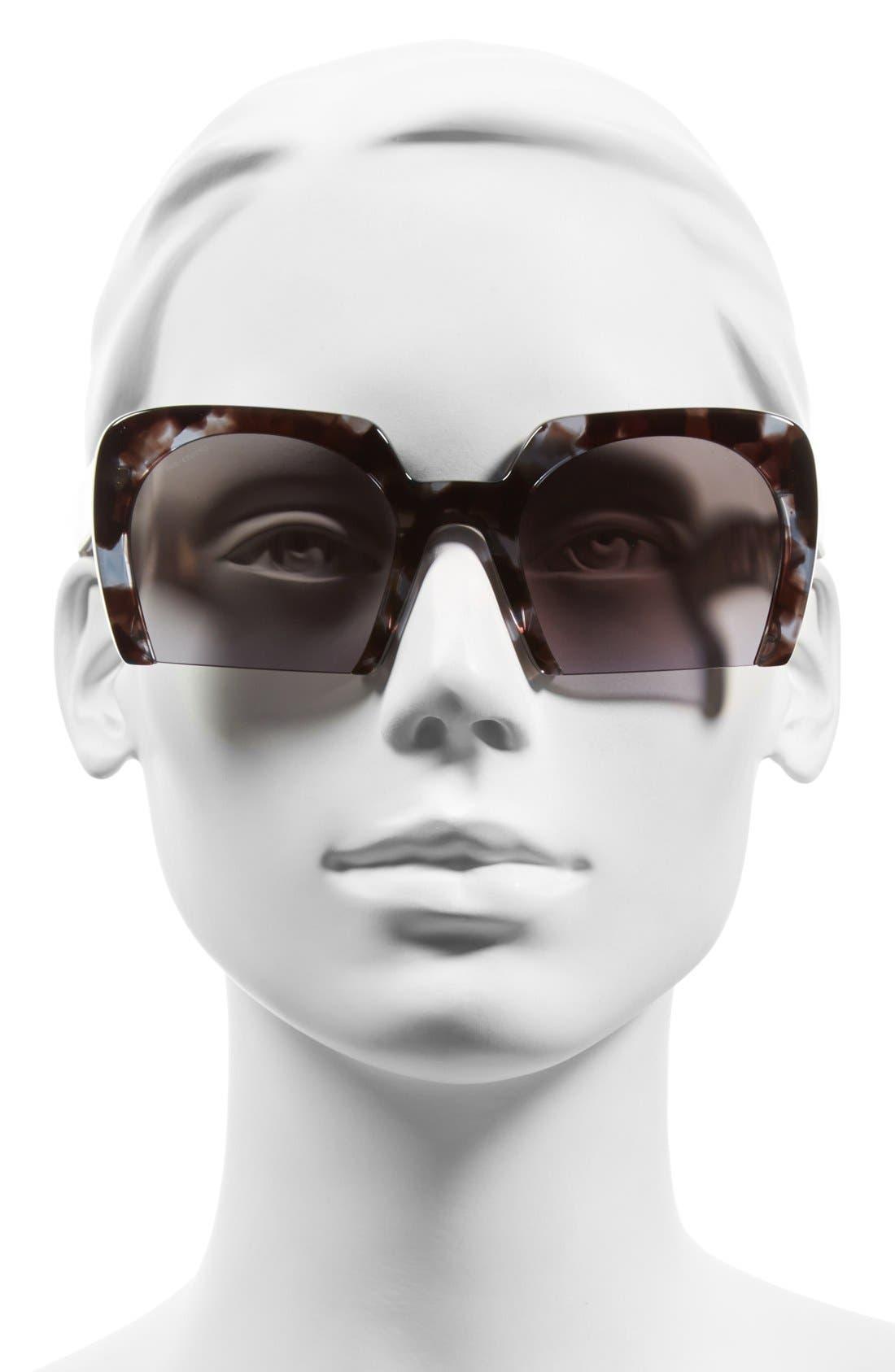 Alternate Image 2  - Miu Miu 53mm Sunglasses