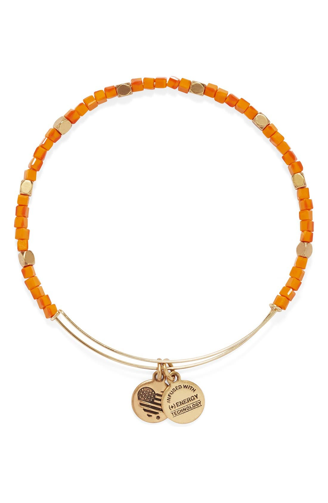 Alternate Image 4  - Alex and Ani 'Odyssey' Expandable Beaded Bangle