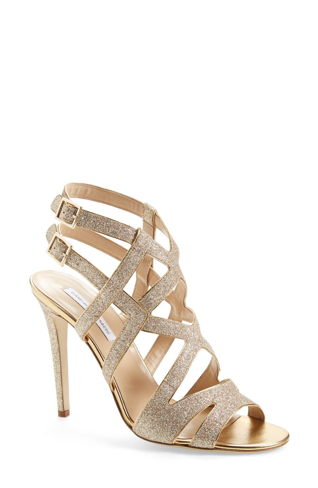 Alternate Image 1 Selected - Diane von Furstenberg 'Valene' Sandal (Women)