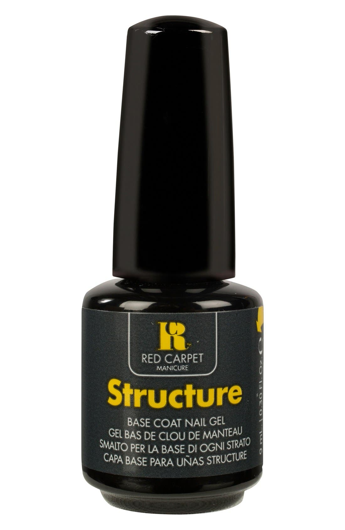 Red Carpet Manicure 'Structure' Base Coat Nail Gel