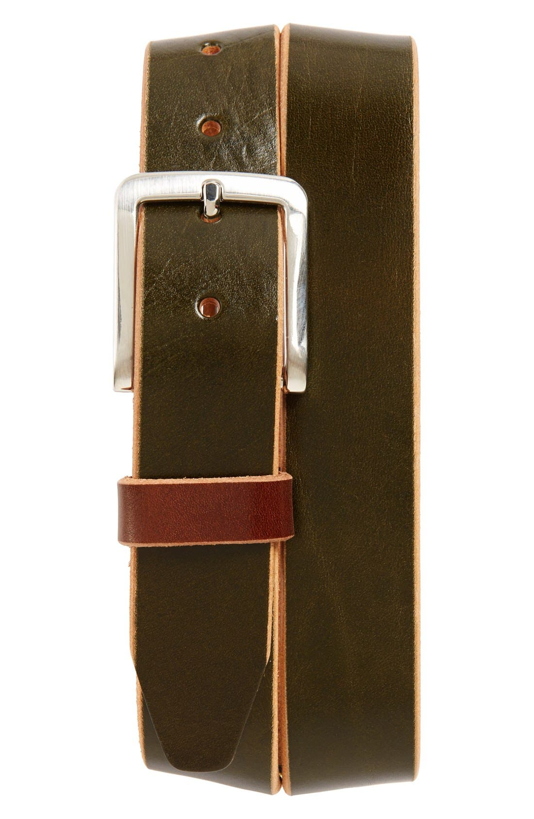 Remo Tulliani 'Oscar' Leather Belt