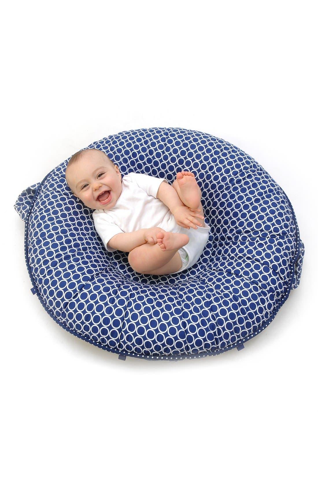 PELLO 'Nathan' Portable Floor Pillow