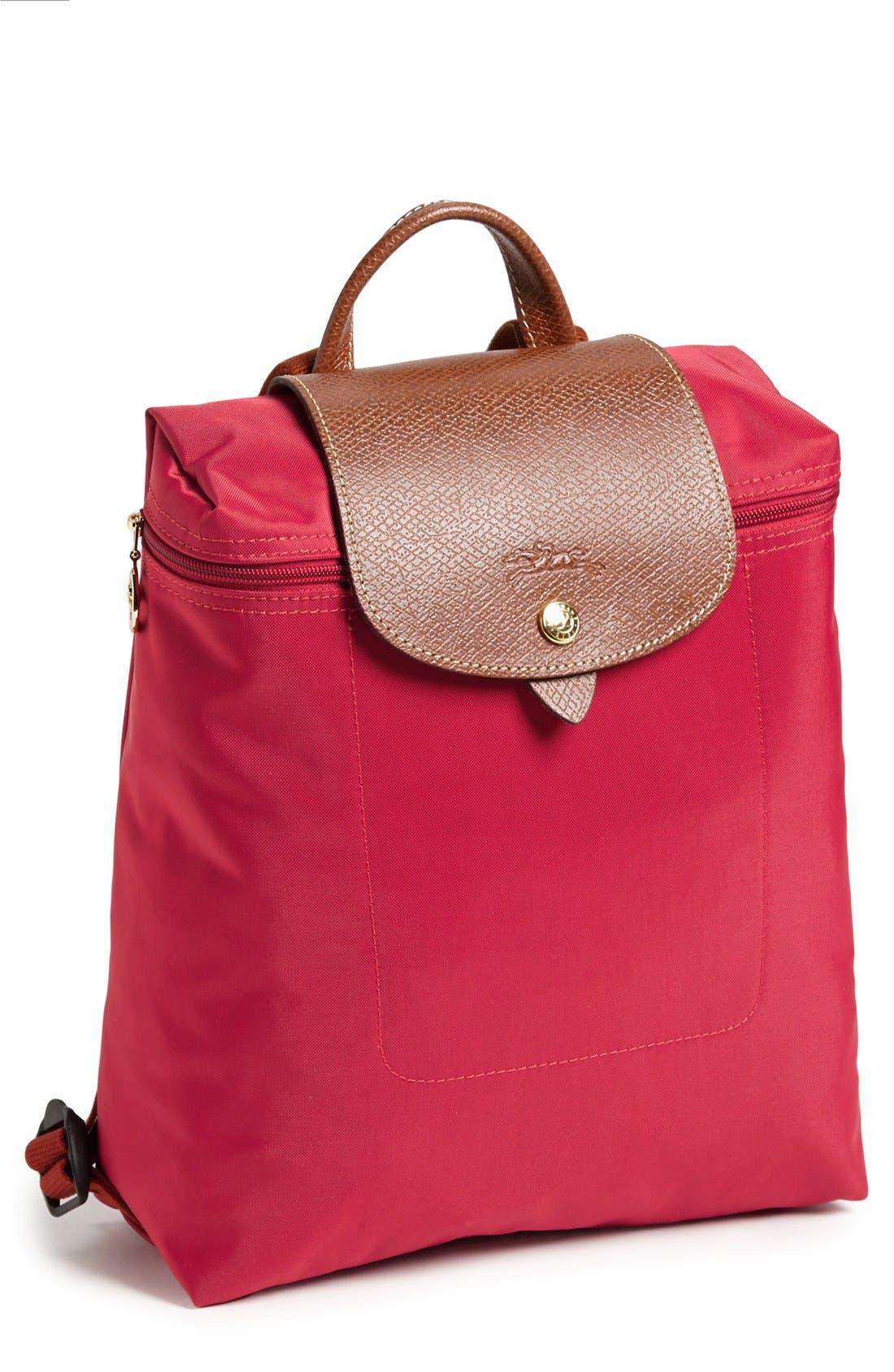 Alternate Image 1 Selected - Longchamp 'Le Pliage' Backpack