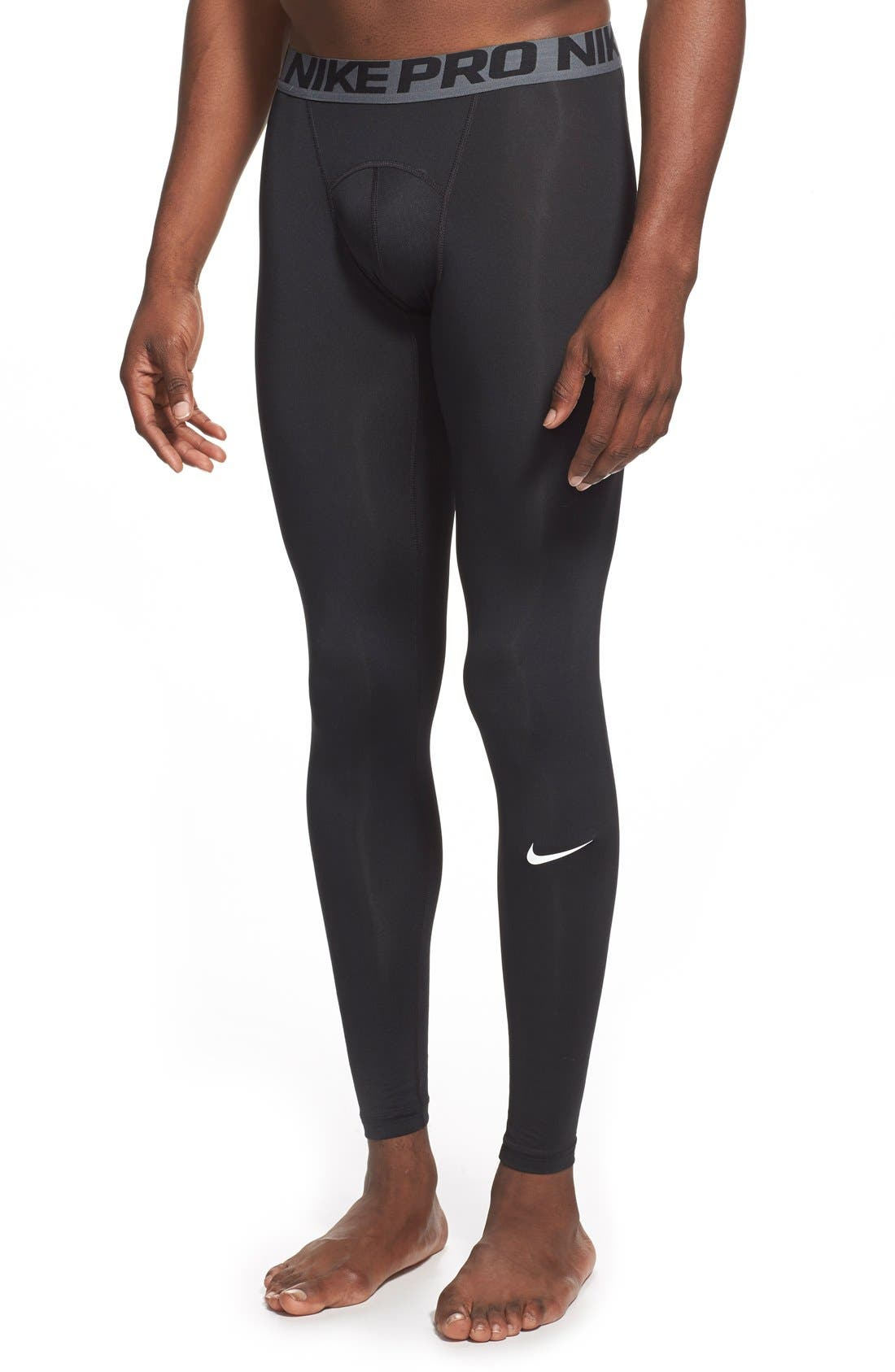 NIKE 'Pro Cool Compression' Four-Way Stretch Dri-FIT Tights
