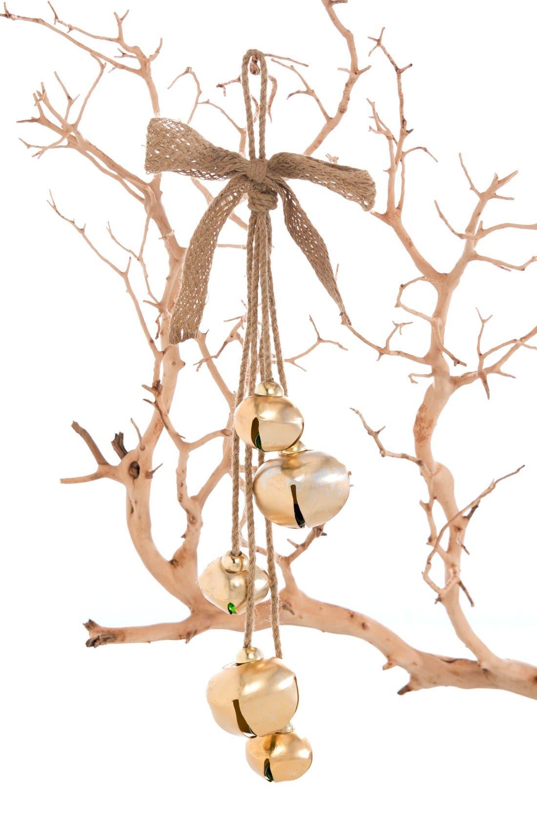 Alternate Image 1 Selected - Shiraleah Bell Ornament