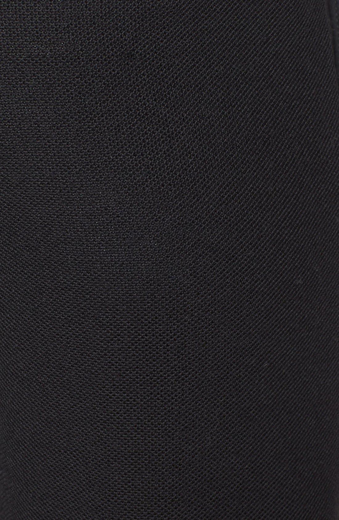 Alternate Image 3  - Helmut Lang Crop Wool Pants
