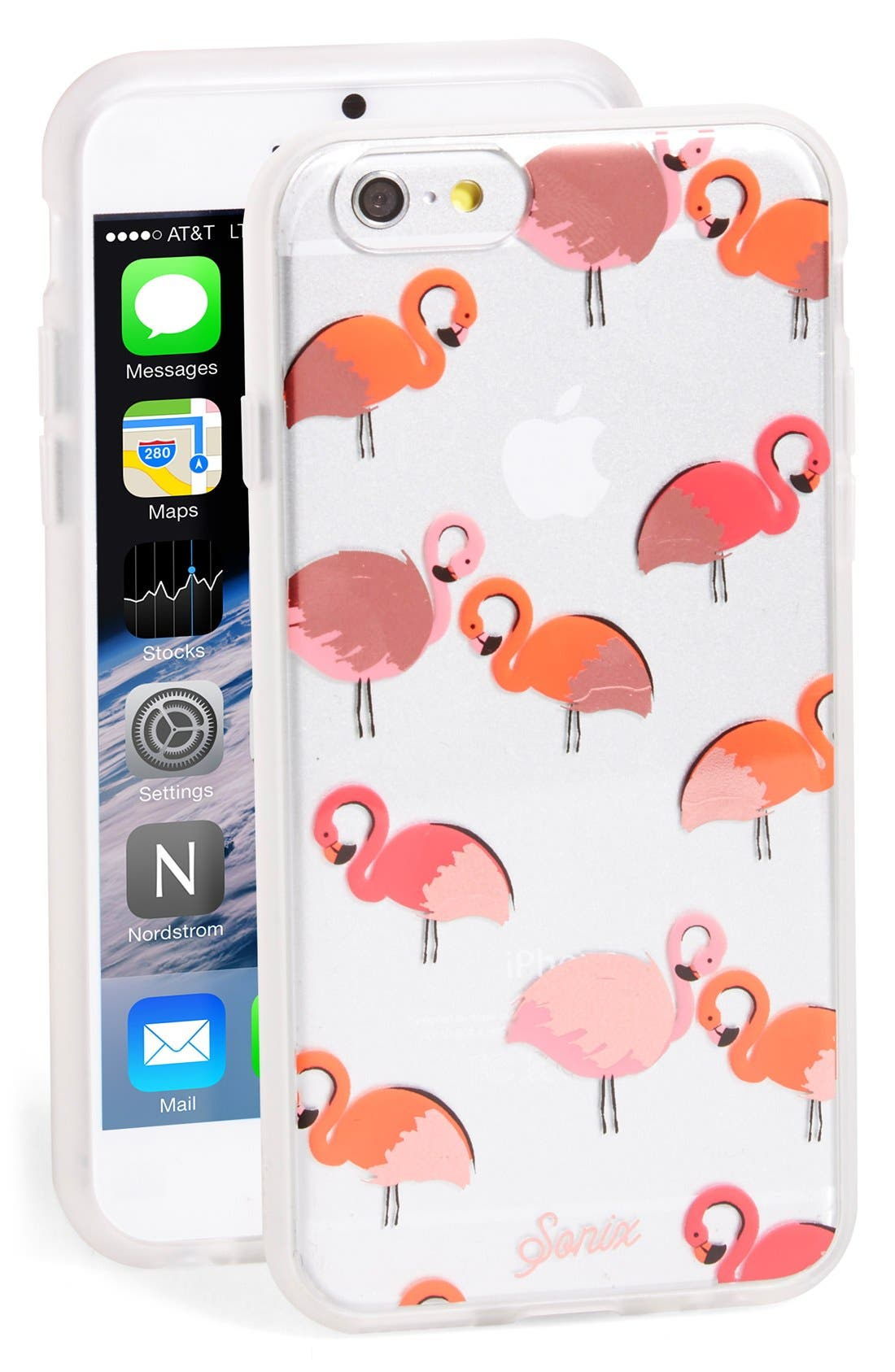 Alternate Image 1 Selected - Sonix 'Flamingo' iPhone 6 & 6s Case