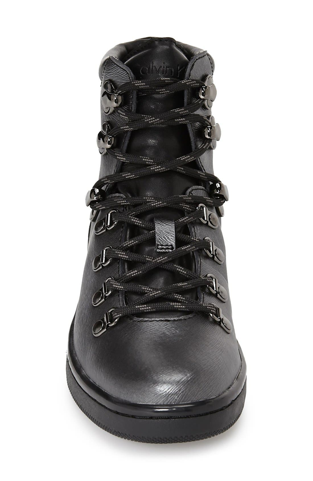 Alternate Image 3  - Calvin Klein 'Dita' Sneaker Boot (Women)