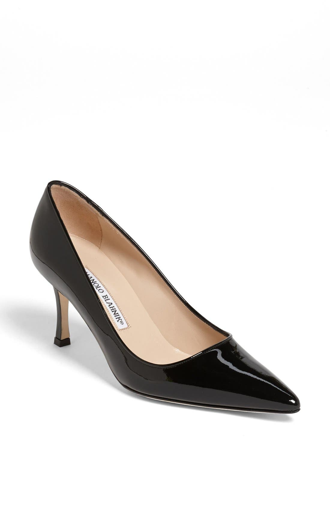 Alternate Image 1 Selected - Manolo Blahnik 'Newcio' Pump (Women)
