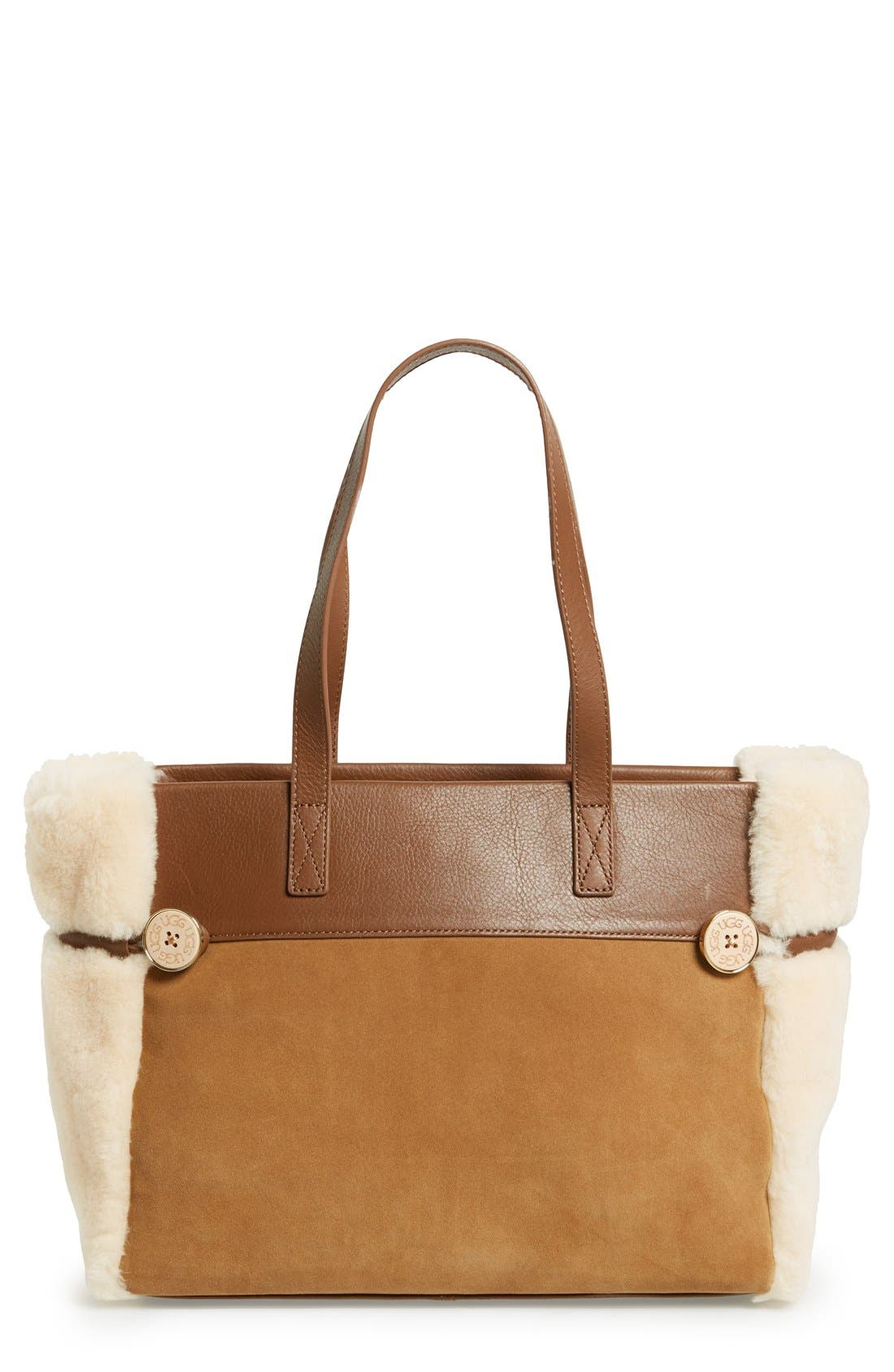 Alternate Image 1 Selected - UGG® Australia 'Bailey' Tote