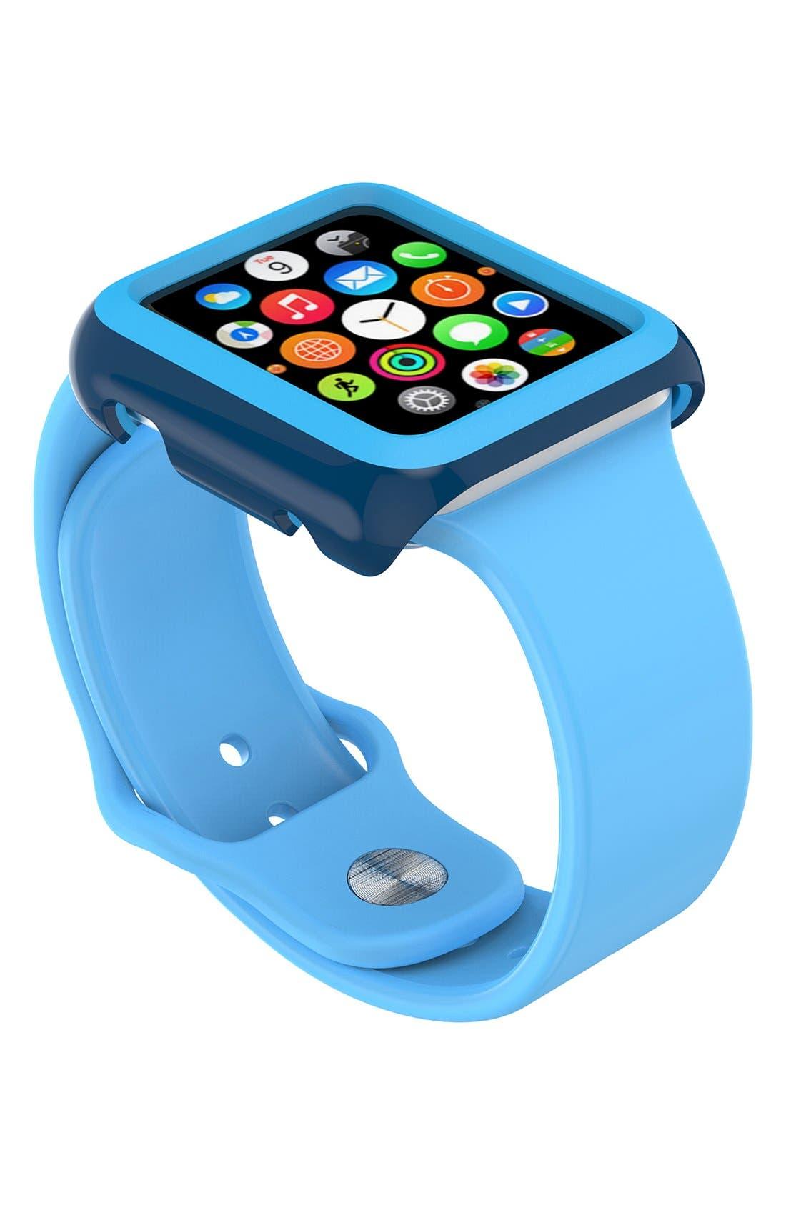 Alternate Image 3  - Speck 'Candyshell' Apple Watch Case, 38mm