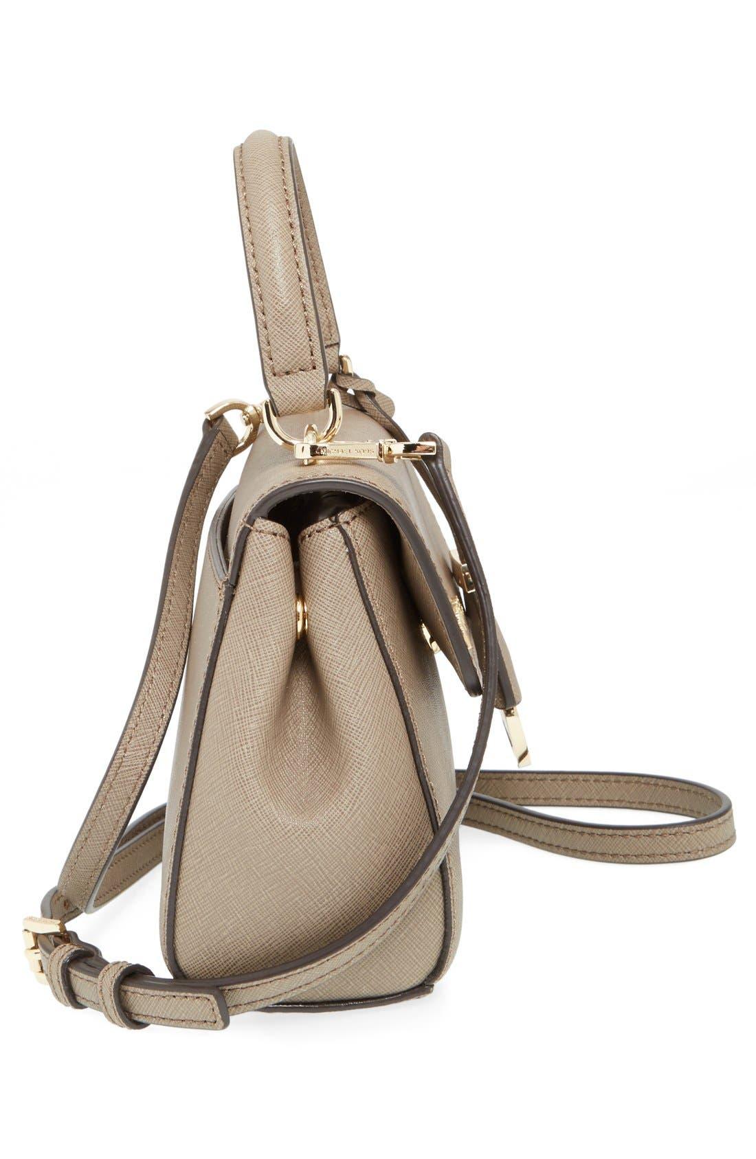 Alternate Image 5  - MICHAEL Michael Kors 'Extra Small Ava' Leather Crossbody Bag