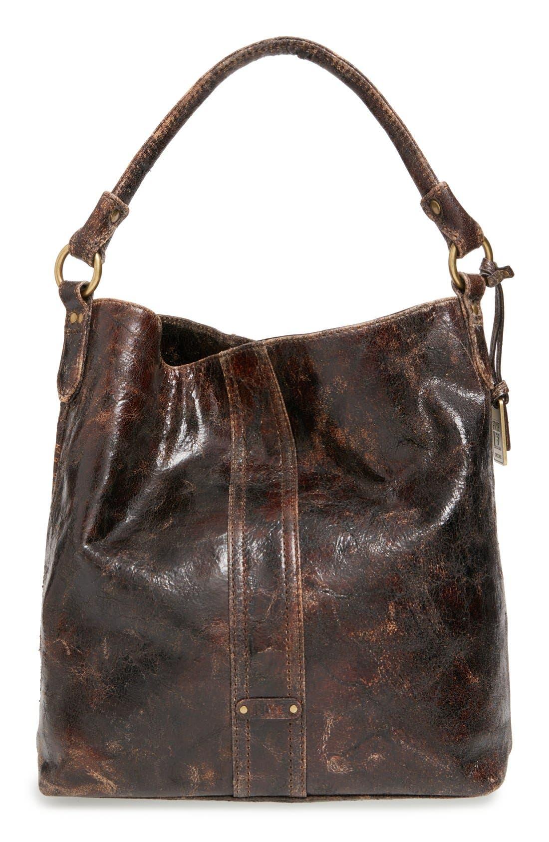 Alternate Image 3  - Frye 'Deborah' Studded Shoulder Bag