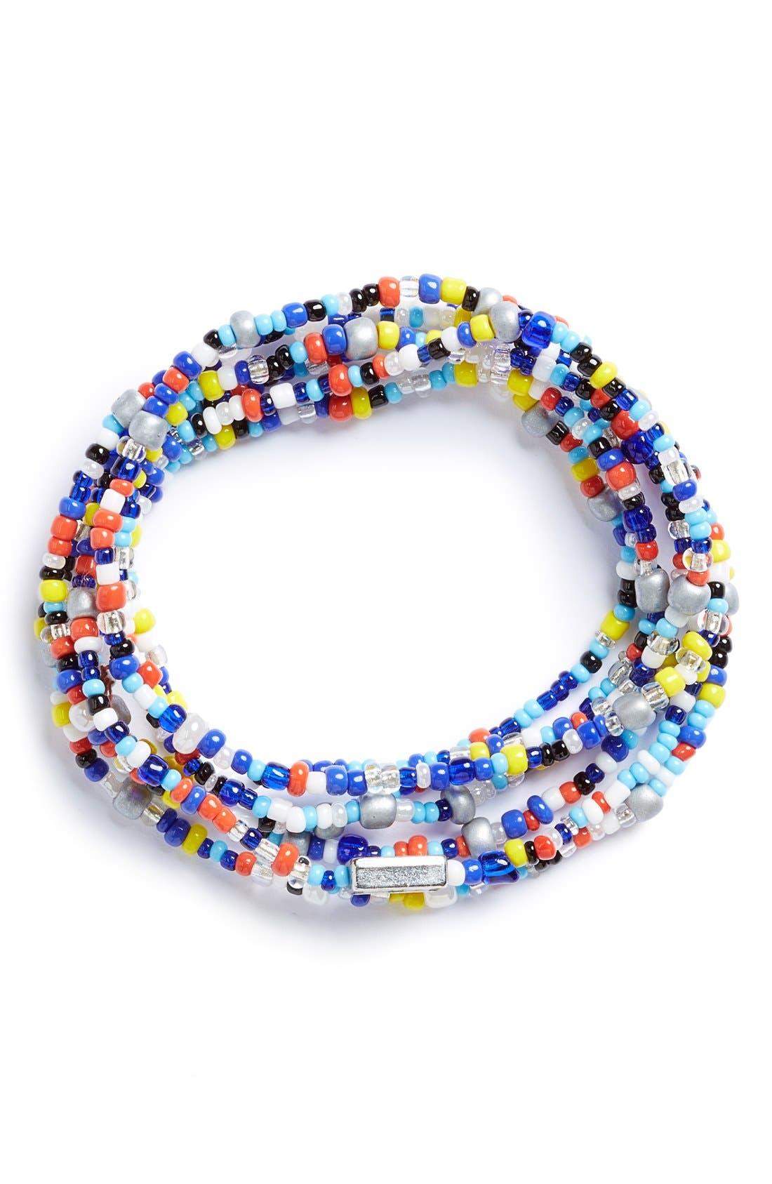 Alternate Image 1 Selected - Me to We 'Rafiki - Education' Bracelet