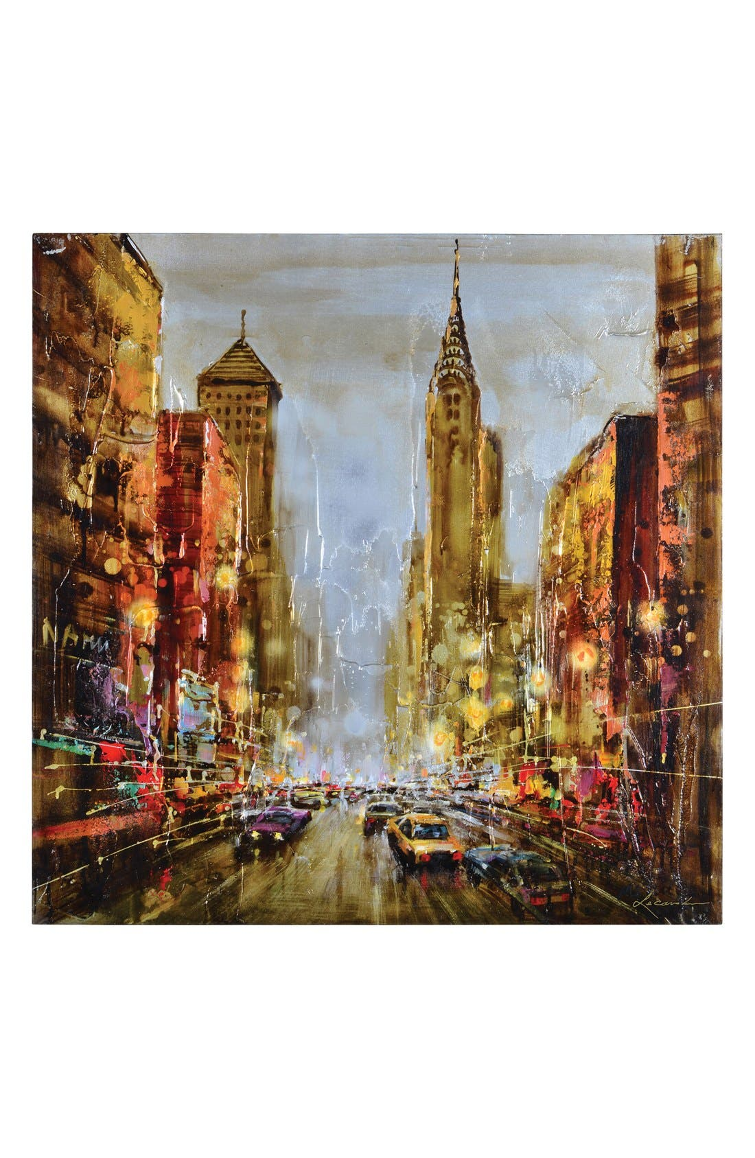 RENWIL 'Great Heights' Canvas Art