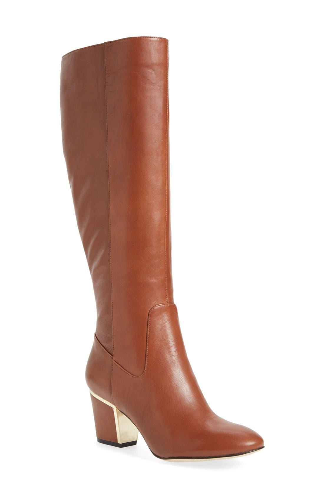 Alternate Image 1 Selected - Calvin Klein'Keana' Knee High Boot (Women)