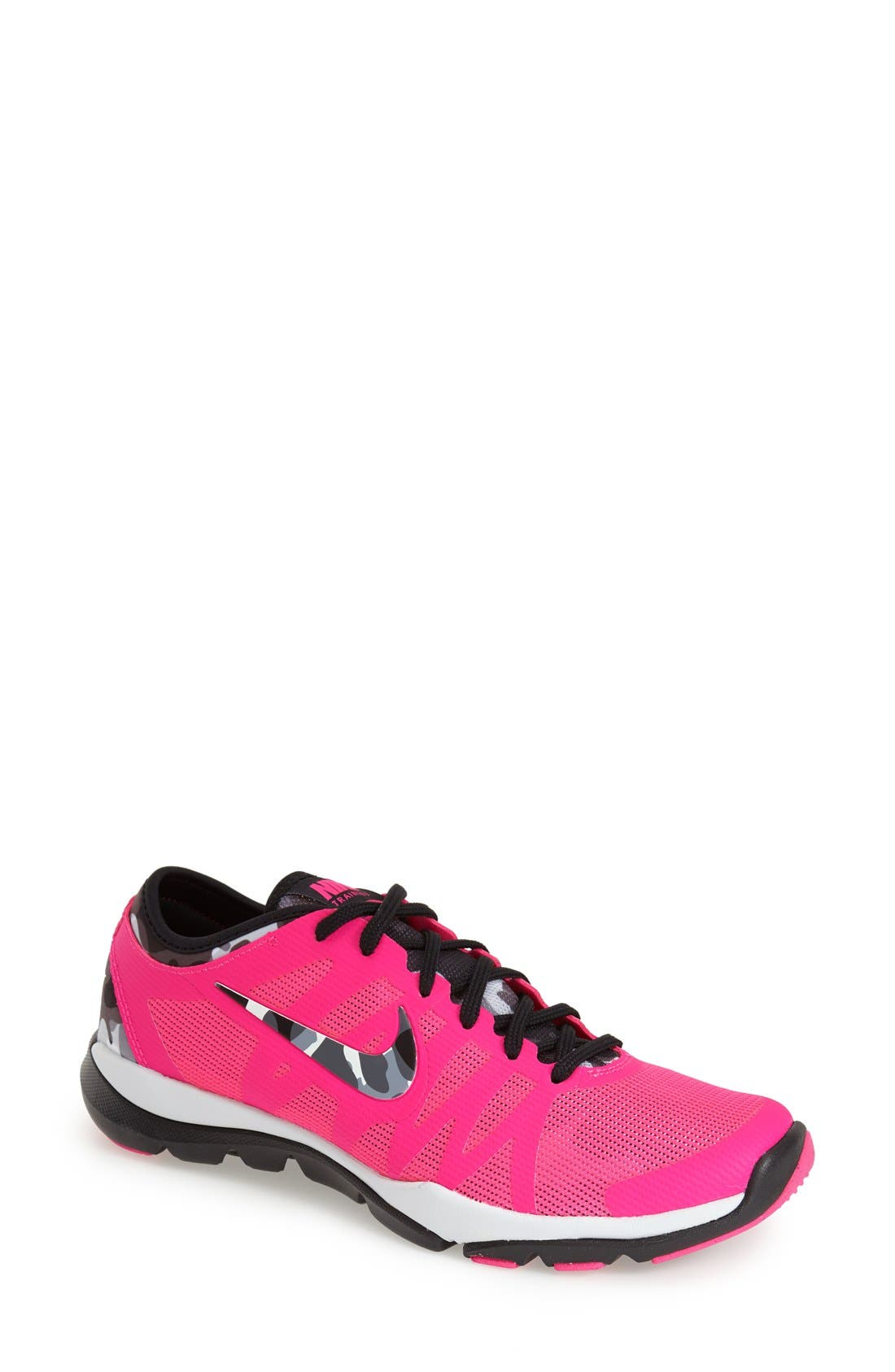 Alternate Image 1 Selected - Nike 'Flex Supreme TR 3' Training Shoe (Women)