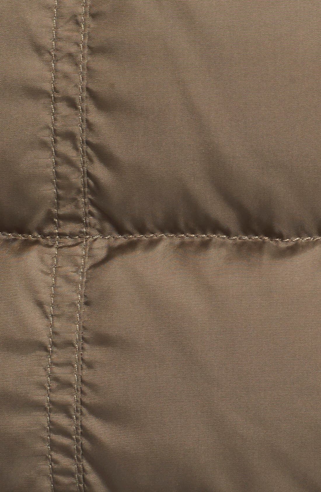 Alternate Image 3  - BurberryBrit'Winterleigh' Belted Down Coat