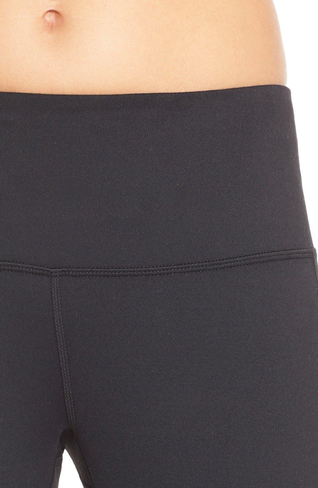 Alternate Image 4  - Zella 'Plank' Pants