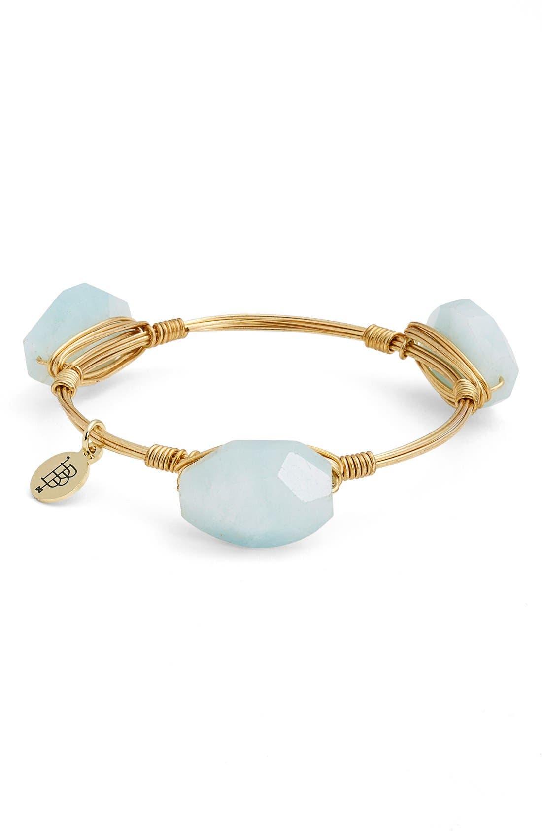 Alternate Image 3  - Bourbon and Boweties Small Stone Bracelet