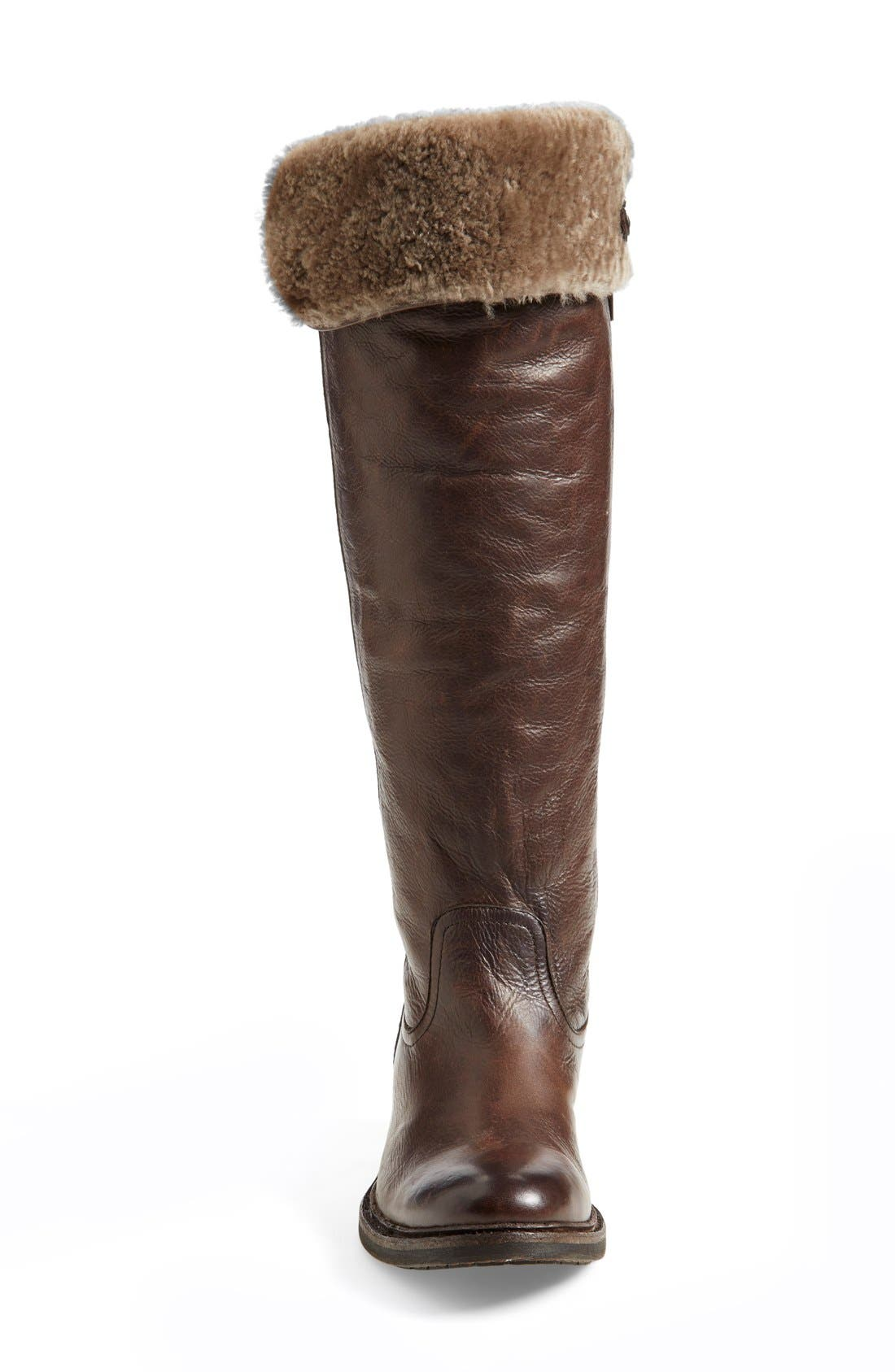 Alternate Image 3  - Frye 'Mara Button' Boot (Women)