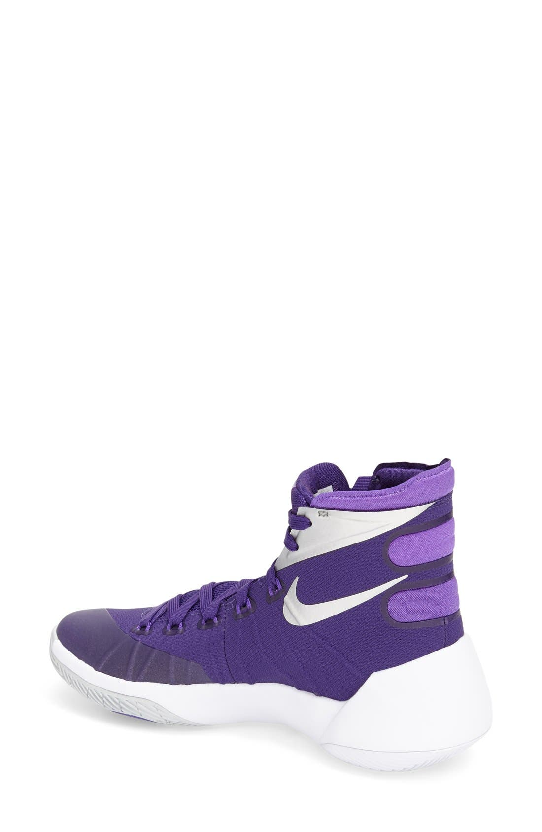 Alternate Image 4  - Nike 'Hyperdunk 2015' Basketball Shoe (Women)