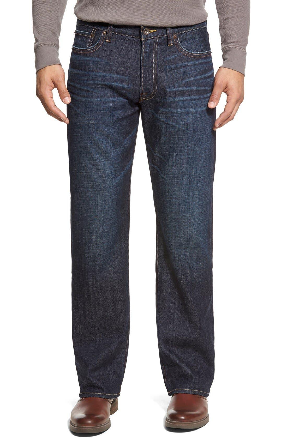Alternate Image 1 Selected - Lucky Brand '361 Vintage' Straight Leg Jeans (Whispering Pines)