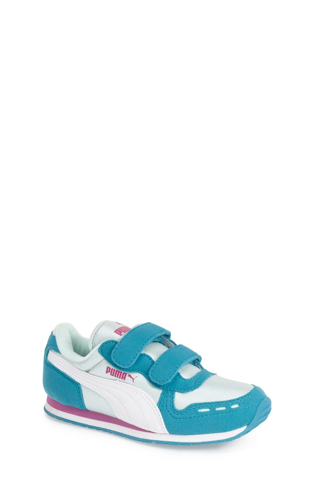 Alternate Image 1 Selected - PUMA 'Cabana Racer' Sneaker (Baby, Walker, Toddler & Little Kid)