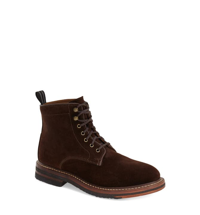 Cole Haan & Todd Snyder \'Bryling\' Plain Toe Boot (Men) | Nordstrom