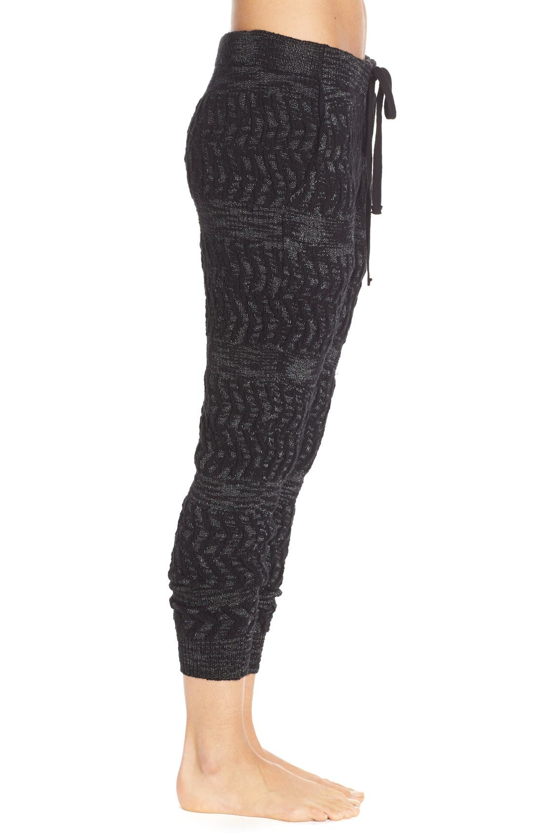 Alternate Image 3  - Free People 'Road Trip' Cotton Blend Joggers