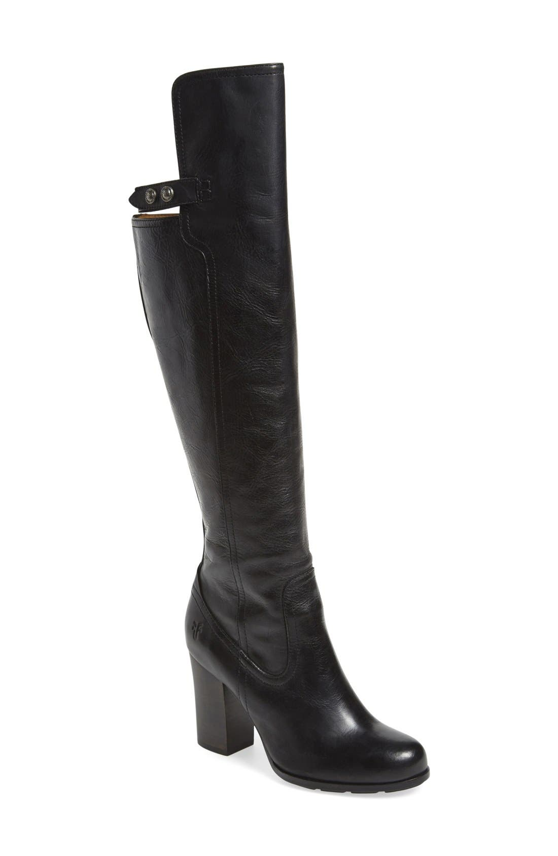 Alternate Image 1 Selected - Frye 'Parker' Over the Knee Boot (Women)