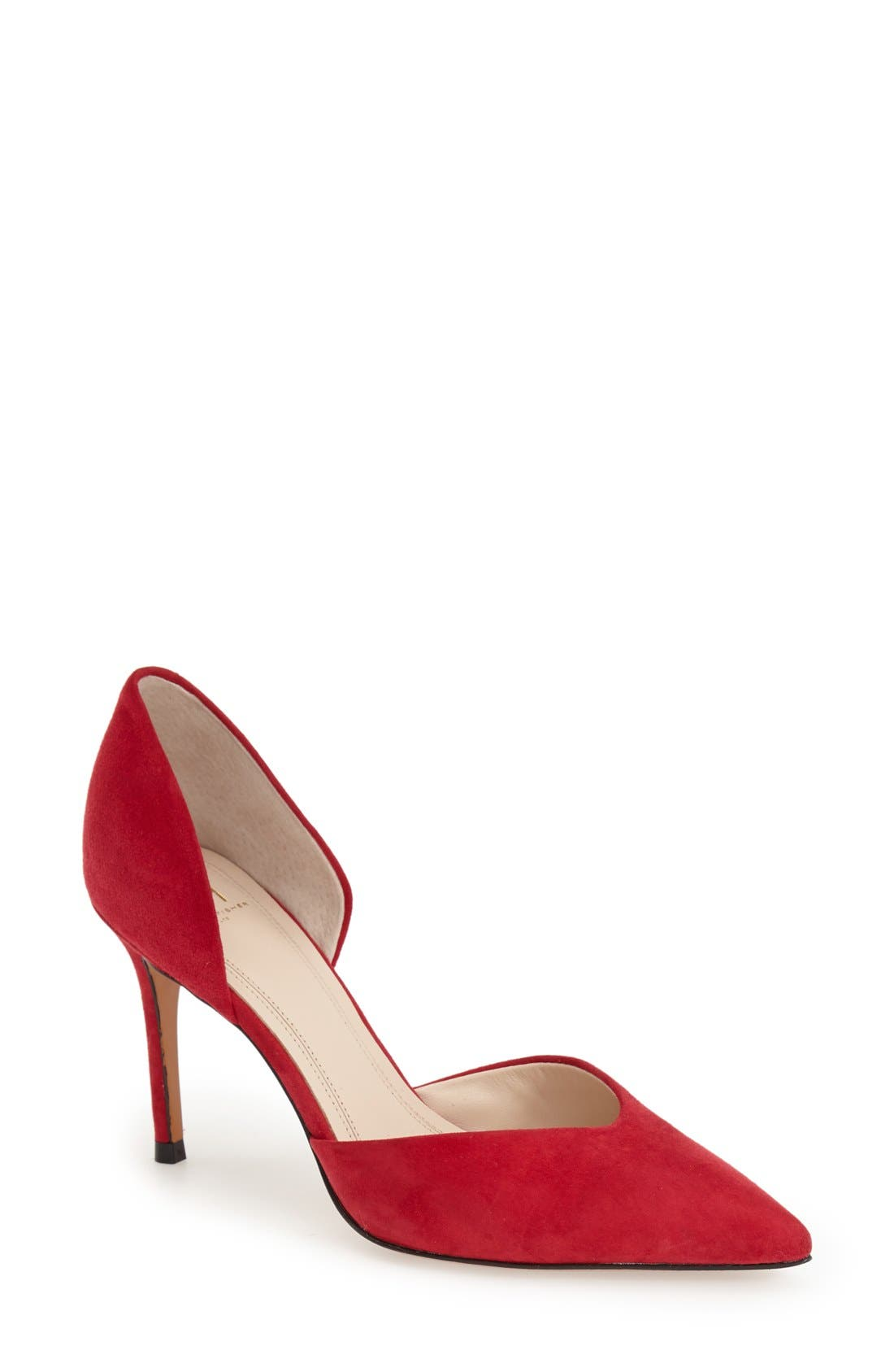 Alternate Image 1 Selected - Marc Fisher LTD 'Tammy' d'Orsay Pump (Women)