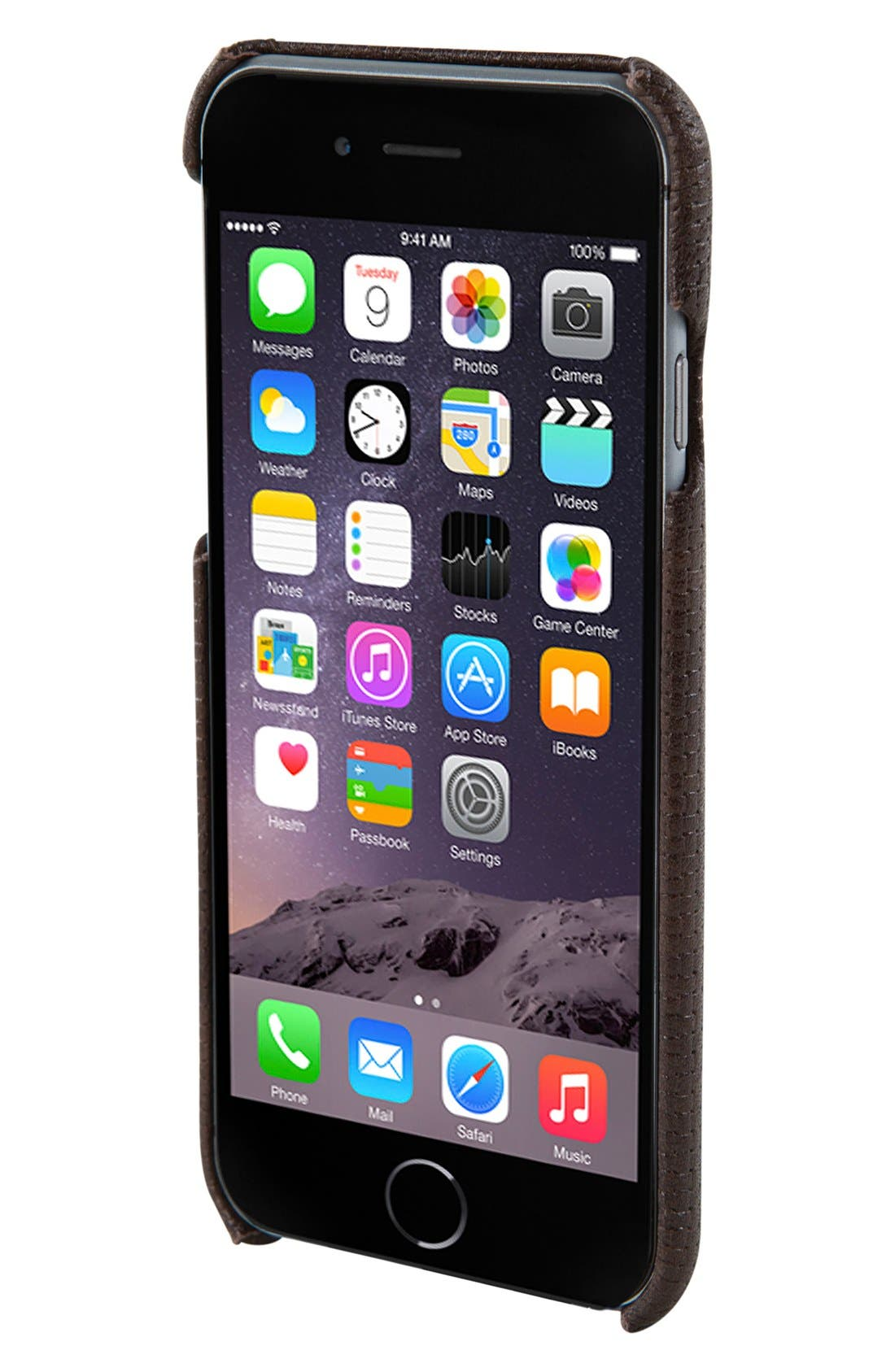 Alternate Image 2  - HEX Solo iPhone 6/6s Wallet Case