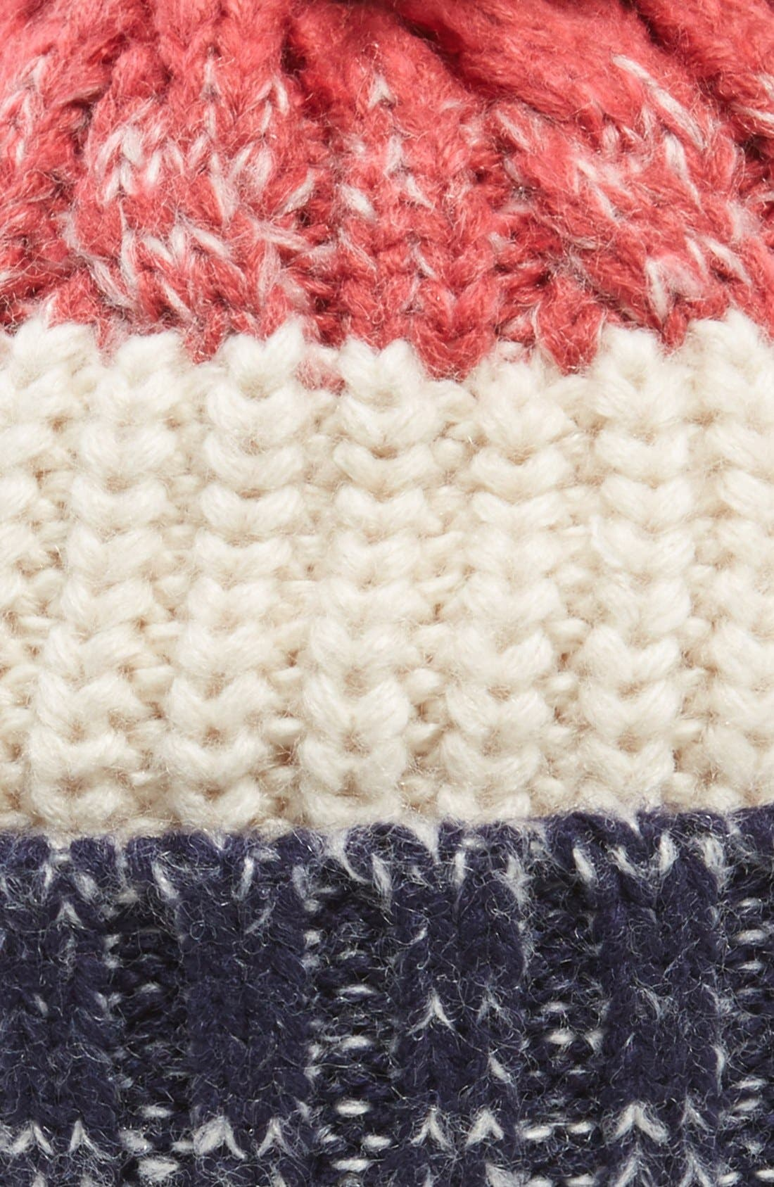 Alternate Image 2  - BP. Cable Stripe Beanie