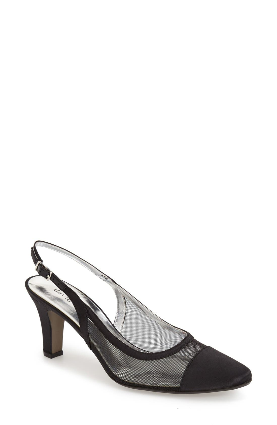 David Tate 'Vegas' Slingback (Women)