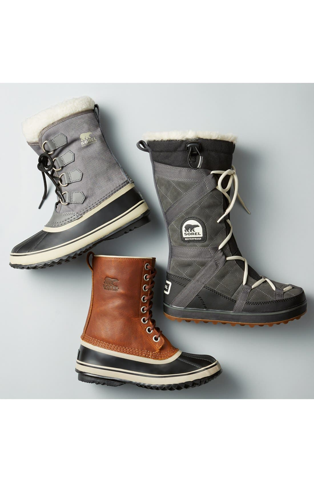 Alternate Image 5  - SOREL 'Glacy™ Explorer' Waterproof Boot