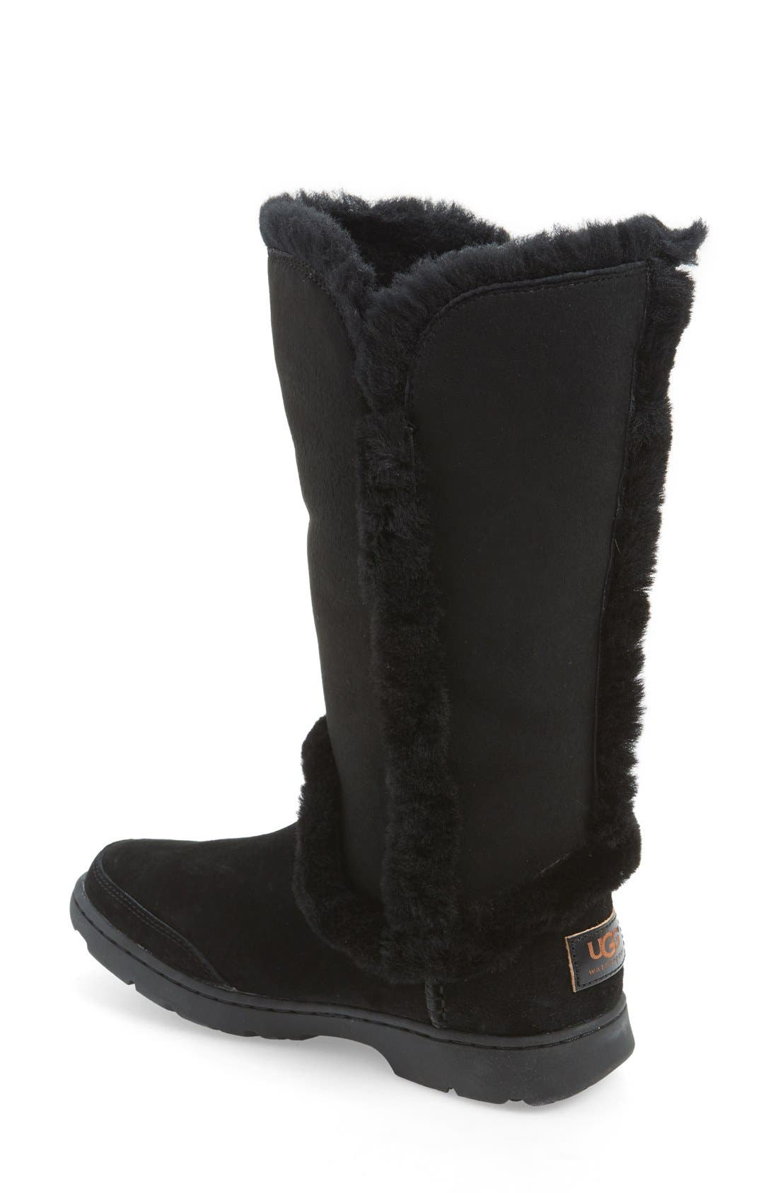 Alternate Image 2  - UGG® Katia Waterproof Tall Boot (Women)