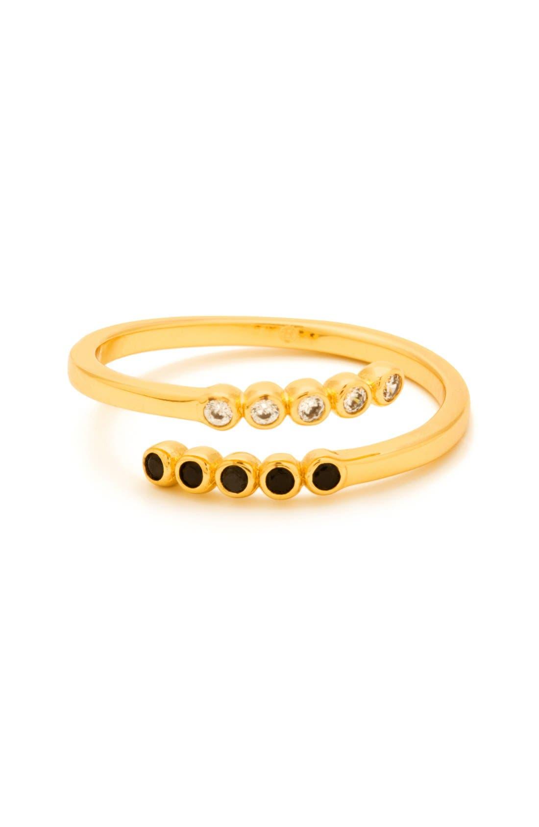 Alternate Image 1 Selected - gorjana 'Dita' Midi Ring