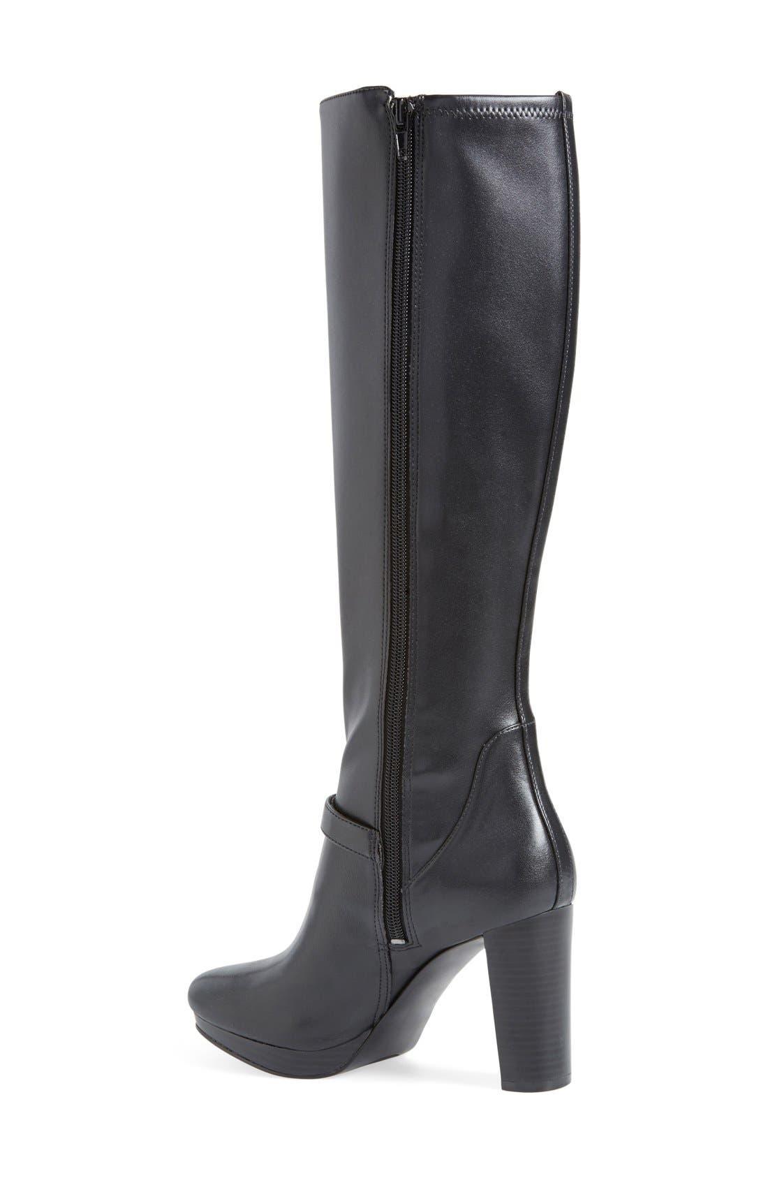 Alternate Image 2  - Nine West 'Kacie' Tall Boot (Women)